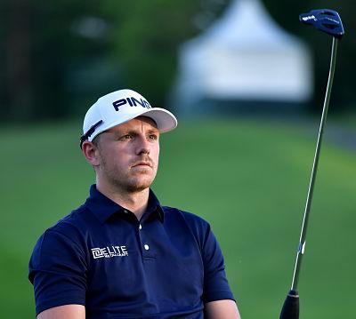 Matt Wallace es uno de los jugadores que se jugará en estas dos semanas su plaza en el Masters de Augusta 2019.