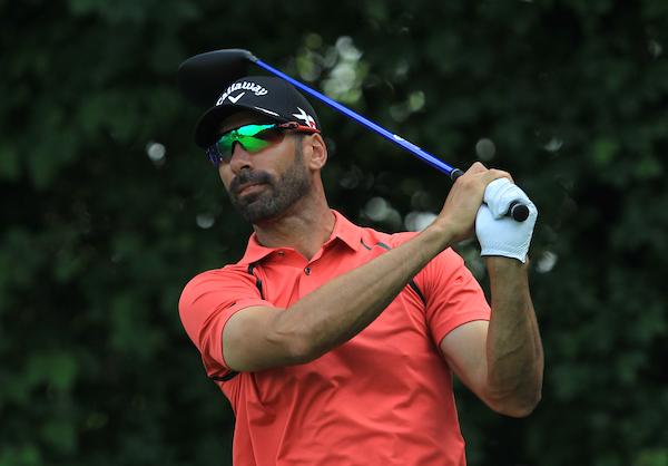 Álvaro Quirós. © Golffile