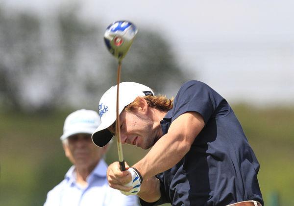 Javier Gallegos se mantiene como el mejor español en la Escuela del Asian Tour.