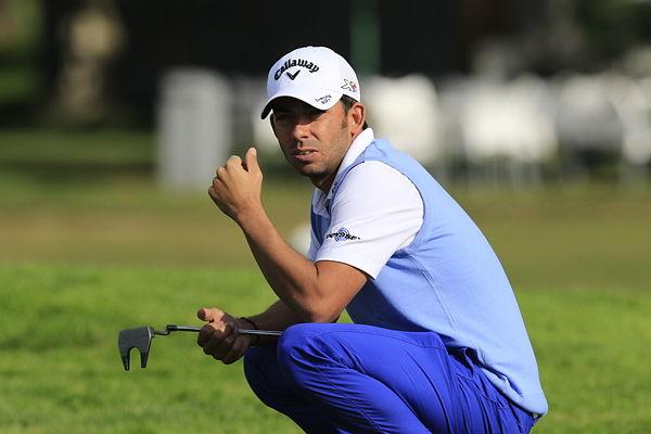 Pablo Larrazábal. © Golffile