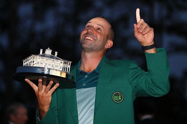 Sergio García está clasificado como campeón en 2017. © Golffile