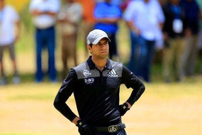 Aaron Rai. © Golffile | Phil Inglis