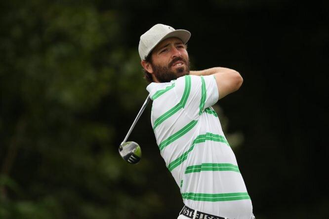 Pablo Martin Benavides. © Golffile | David Lloyd