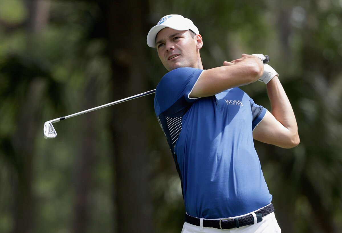 Martin Kaymer. © Getty Images