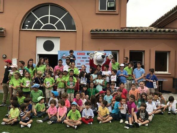 V prueba del Circuito Oso Bogey Movistar+ Tour en Club de Golf La Dehesa.