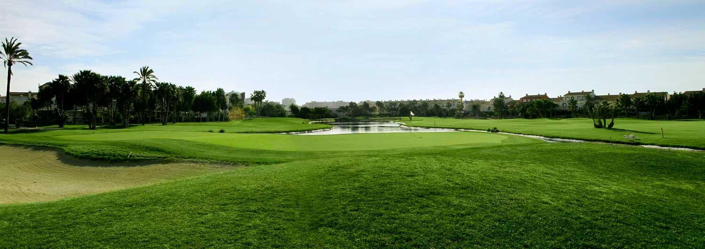 El campo de Alicante Golf estará recibirá a Tengolf Tour el próximo 24 de junio.