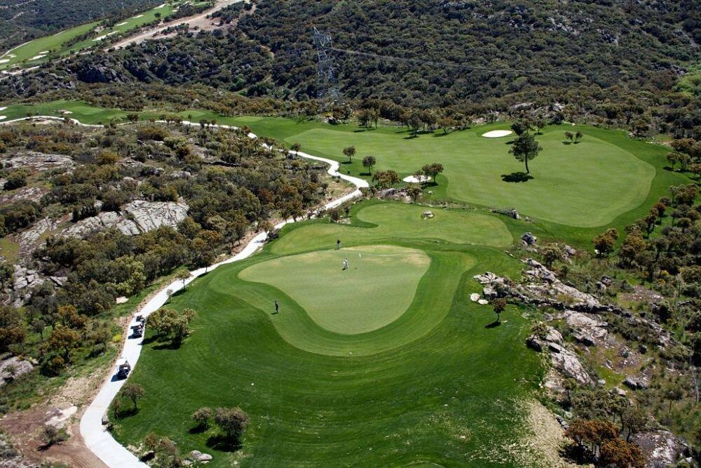 Campo de golf de Los Ángeles de San Rafael.
