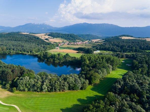 El precioso recorrido de Izki Golf espera a los participantes de Tengolf Tour el próximo domingo. © Izki Golf