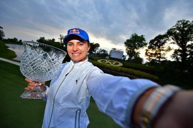 Lexi Thompson © LPGA Tour