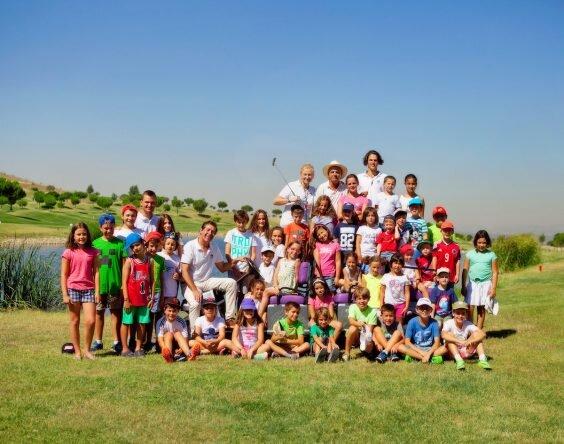 El Club de Golf Retamares ha hecho una apuesta marcada por la familia.