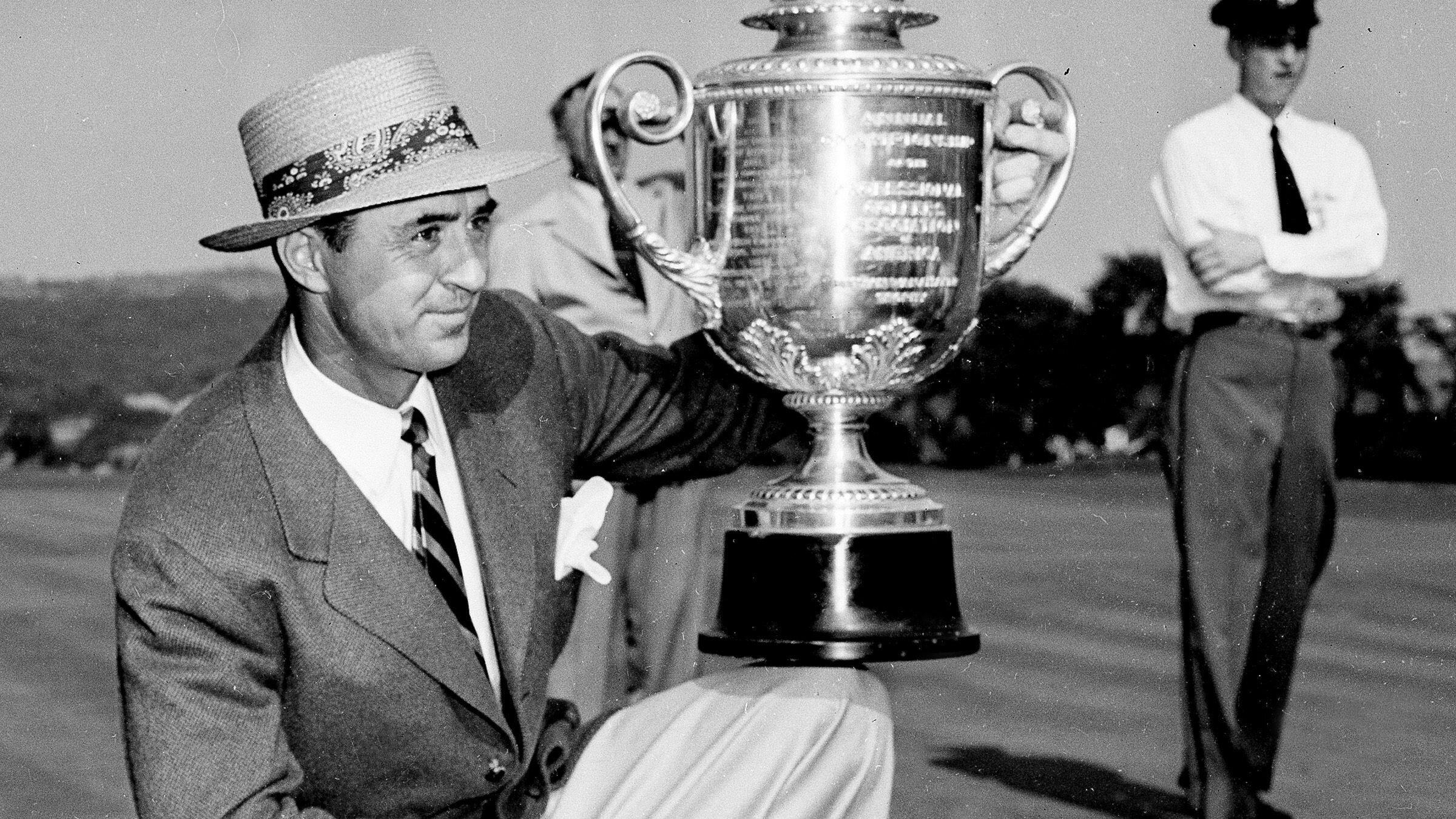 Hace hoy 75 años la leyenda Snead ganó su primer major