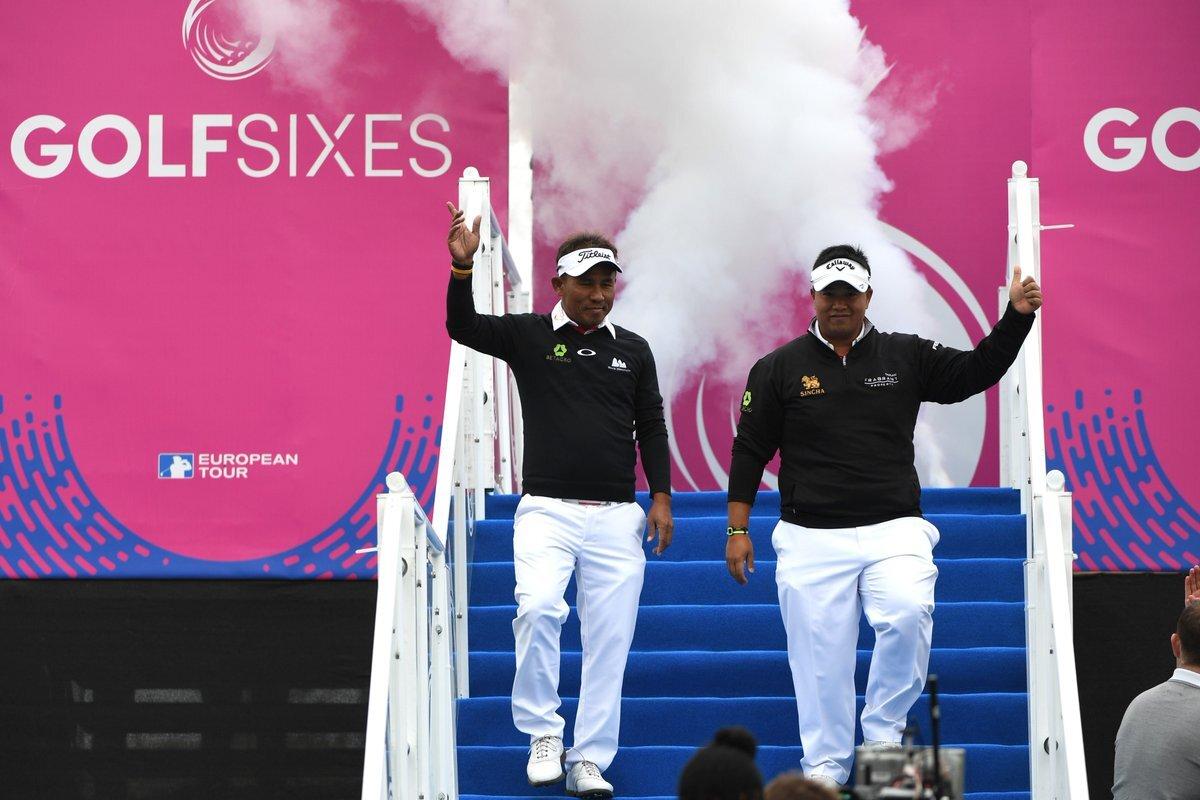 espa u00f1a jugar u00e1 con australia  corea y el equipo de capitanes en el golfsixes