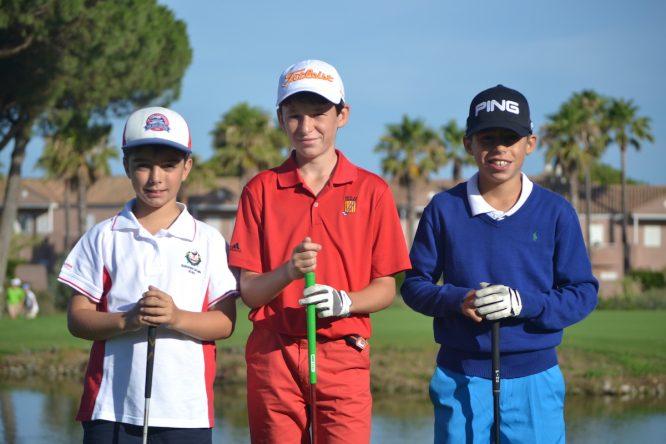 La segunda ronda del Campeonato de España Infantil, Alevín y Benjamín ha sido un espectáculo. © Adolfo Juan Luna