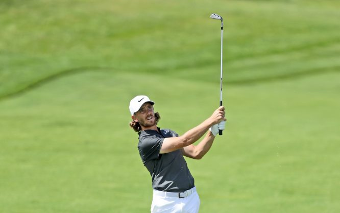 Tommy Fleetwood. © Getty Images | David Cannon