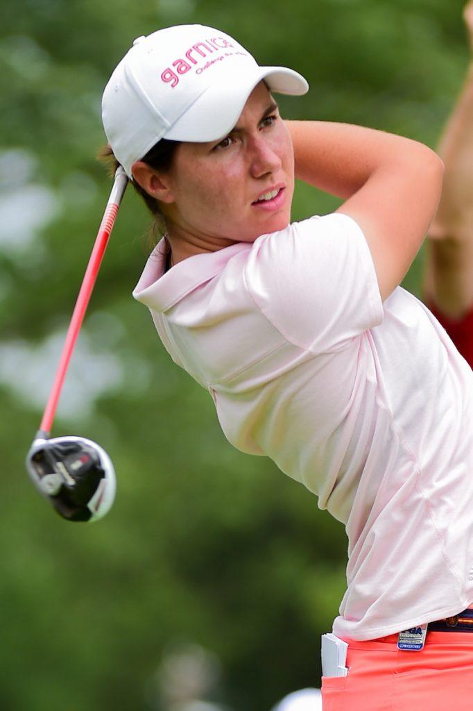 Carlota Ciganda. © Ken Murray | Golffile