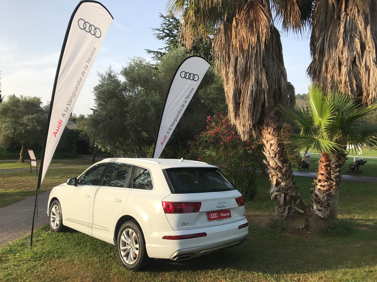 Audi Movistar+ Tour en el Club de Campo del Mediterráneo