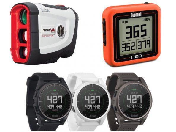 El Medidor TourV4 Shift, el Reloj Excel y el GPS Neo Ghost esperan a los ganadores de Tengolf THE GAME.