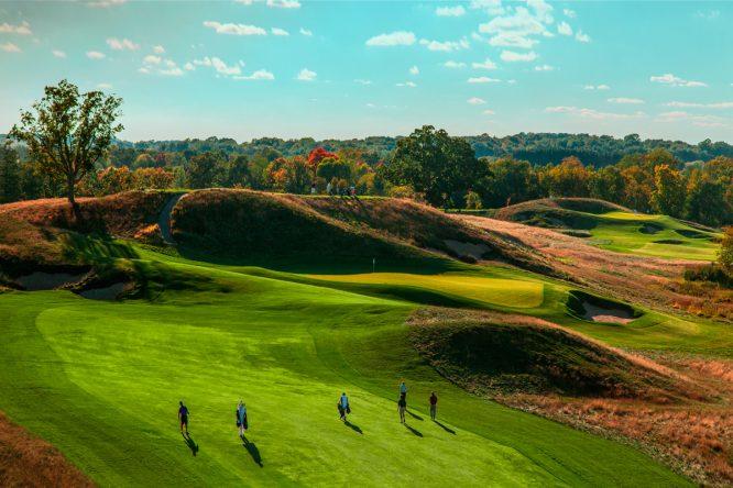 Erin Hills © Erin Hills Golf Course