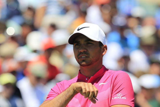 Jason Day, hoy durante la primera ronda del US Open. © Eoin Clarke | Golffile