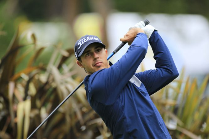 Chase Koepka. © Golffile | Phil Inglis