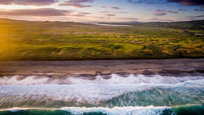 Ballyliffin Golf Club. © Getty Images