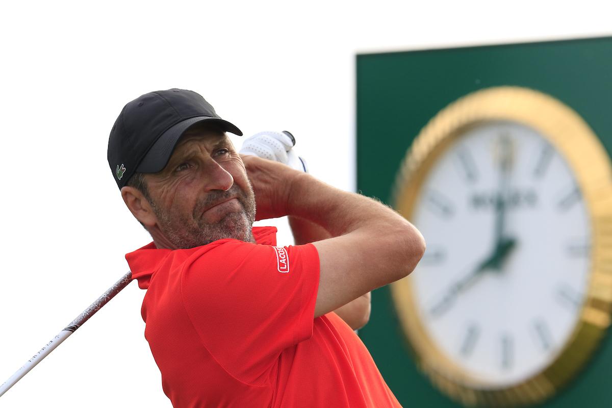 José María Olazábal. © Golffile | Eoin Clarke)