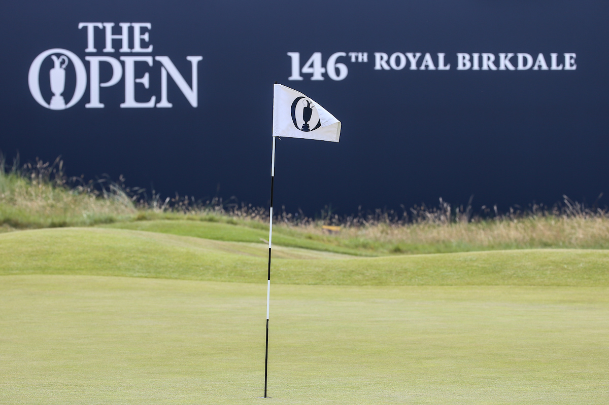 El hoyo 18 de Royal Birkdale. © Golffile | David Lloyd