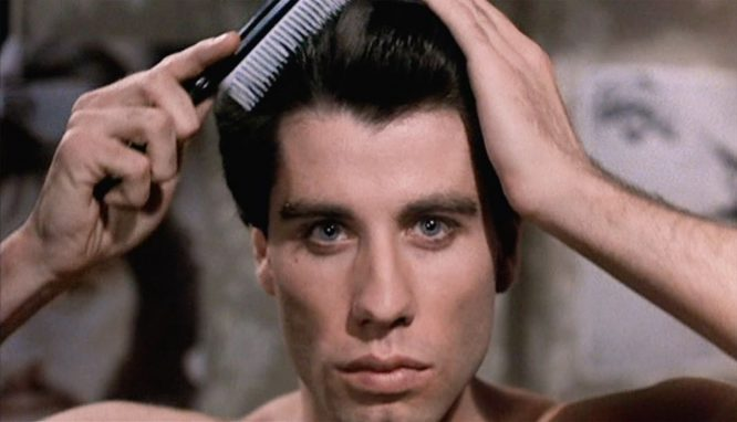 Tony Manero, protagonista de la película Fiebre del sábado noche.