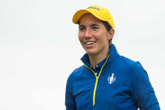 Carlota Ciganda regresa al LPGA para jugar en Canadá. © Tristan Jones