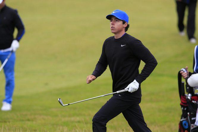 Pep Anglés. @ Golffile | Eoin Clarke.