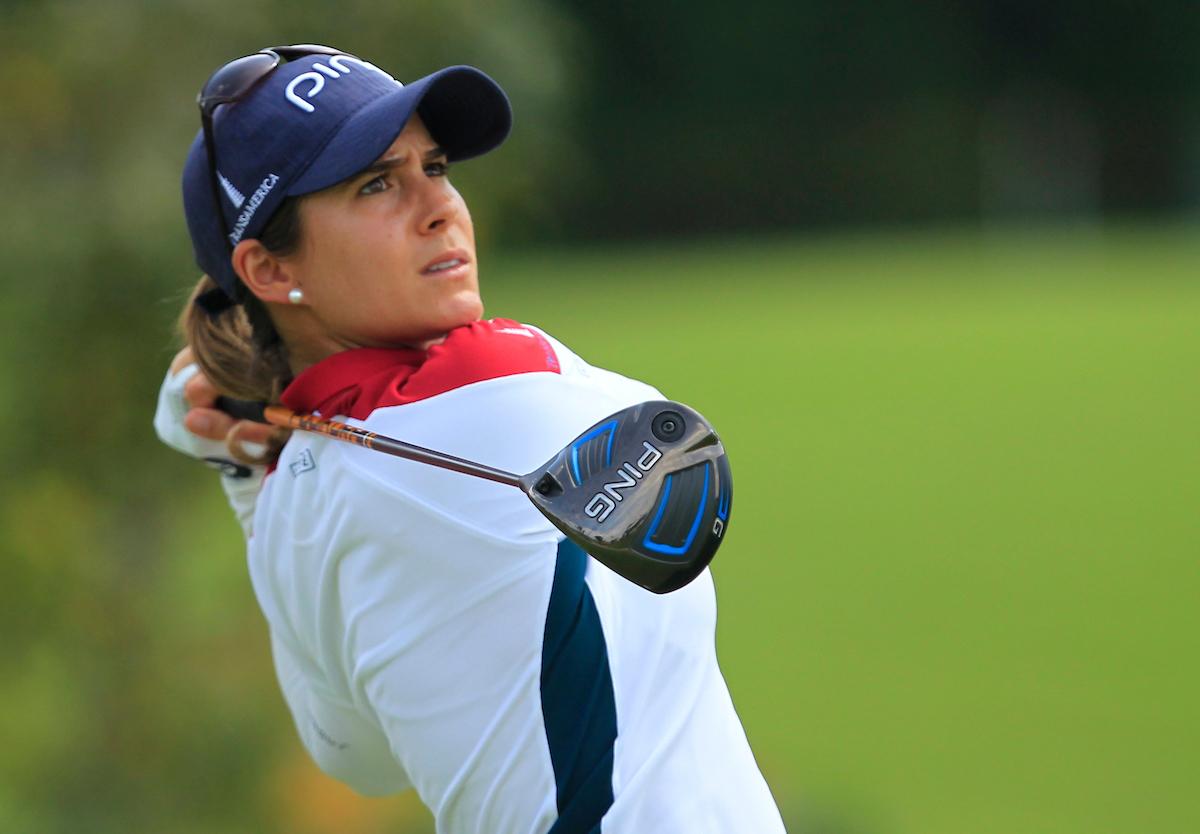 Azahara Muñoz. © Golffile | Thos Caffrey