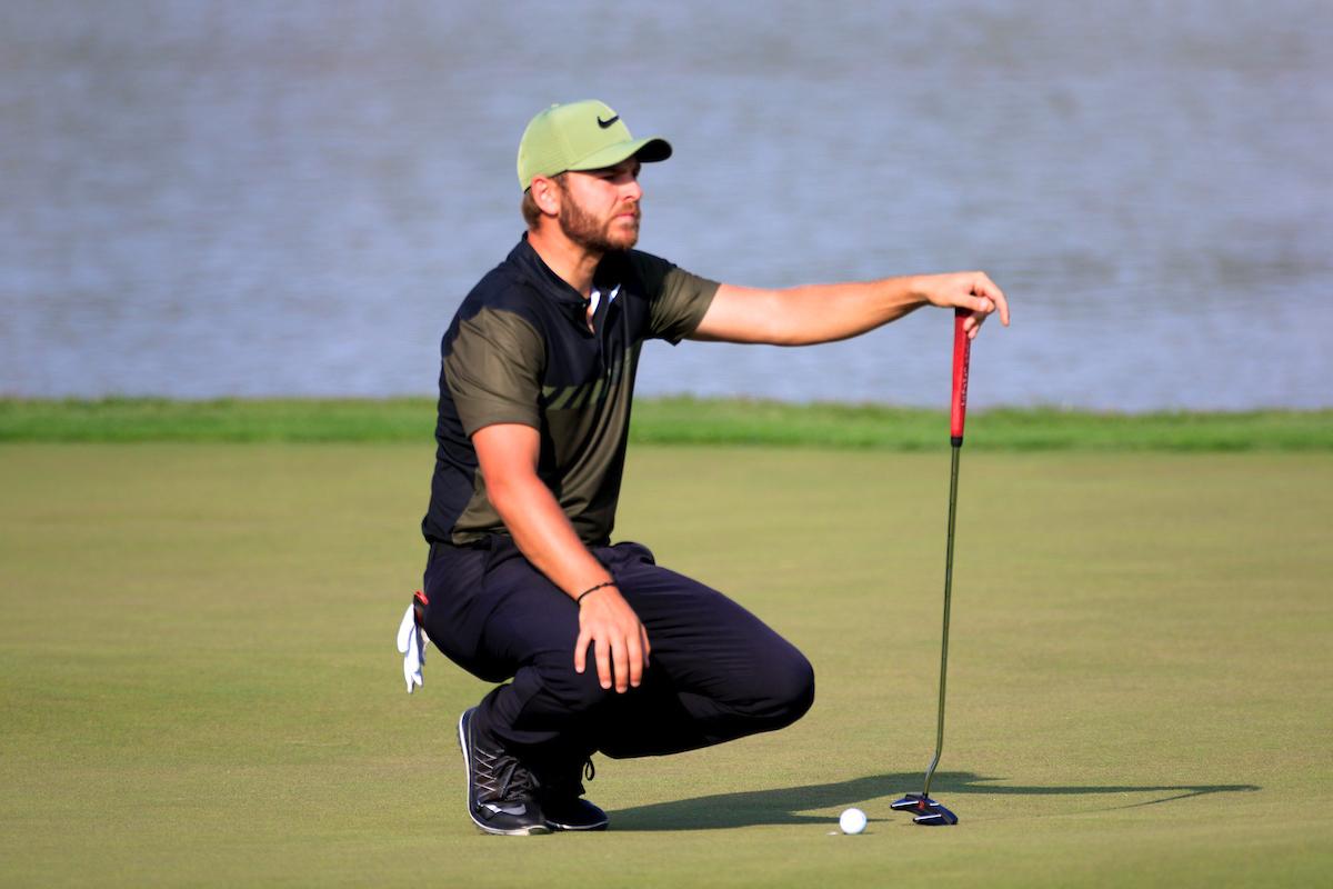 Jordan Smith. © Golffile | Phil Inglis