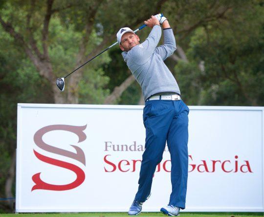 Sergio García. © Real Club Valderrama.