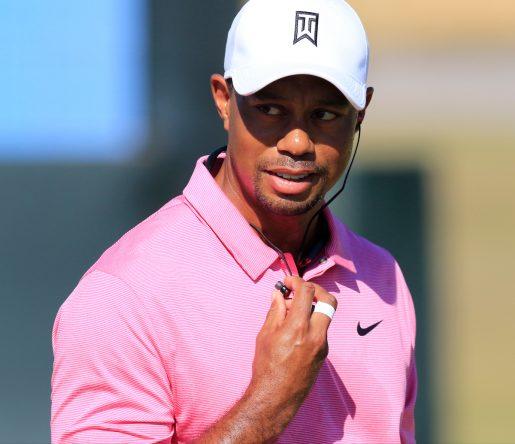 Tiger Woods. © Golffile | Eoin Clarke