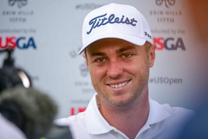 Justin Thomas. © Golffile | Ken Murray