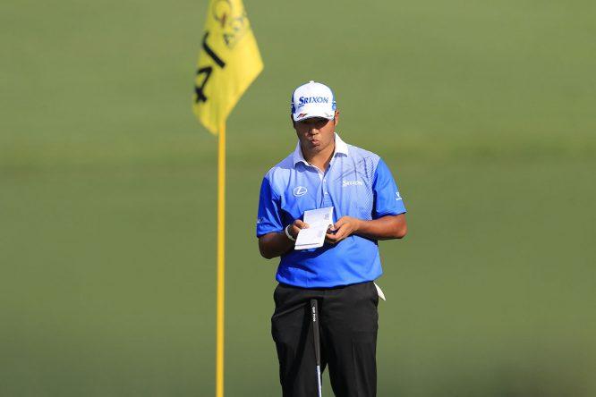Hideki Matsuyama. © Golffile | Eoin Clarke