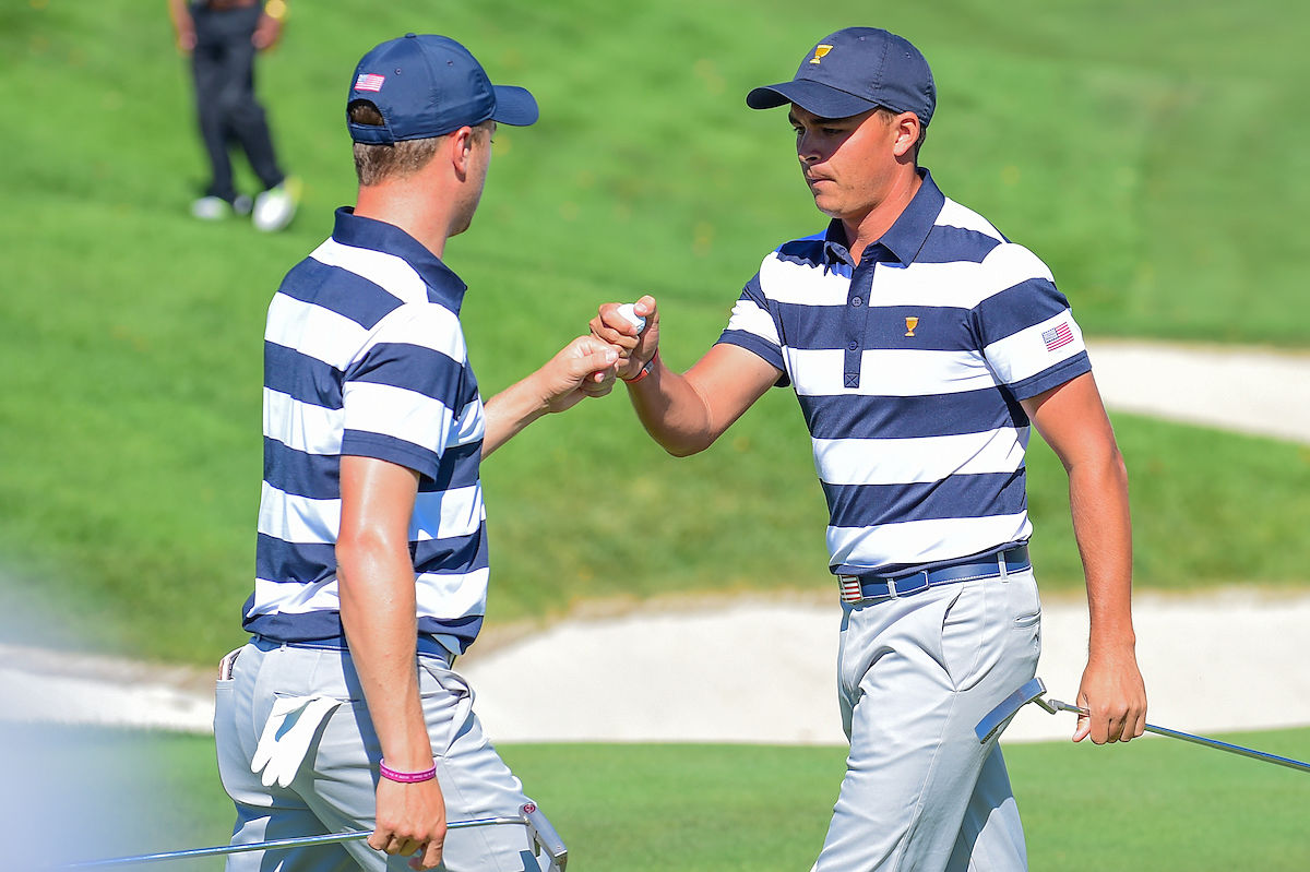 Image result for fowler and thomas presidents cup
