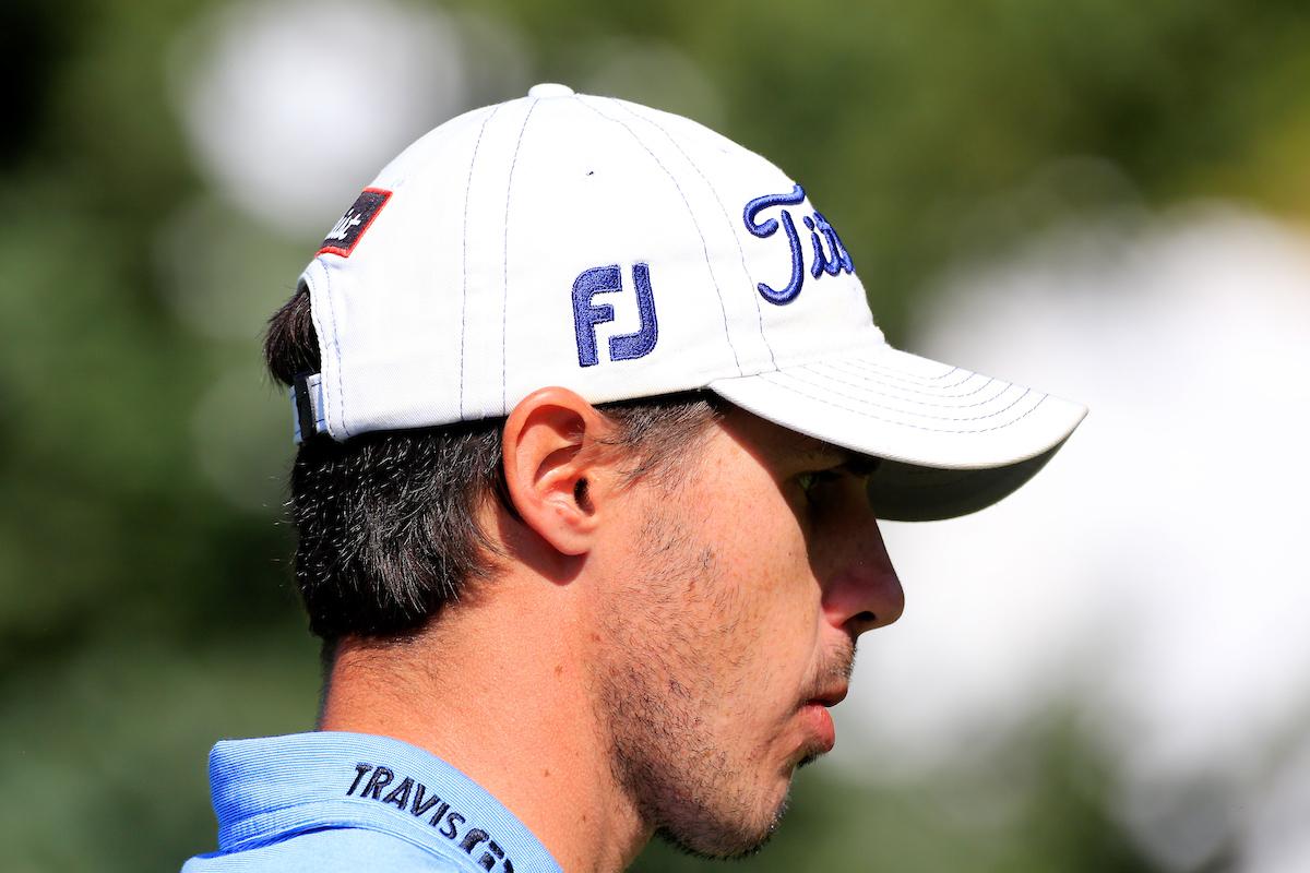 Chase Koepka, esta semana en el Kazakhstan Open. © Golffile | Phil Inglis