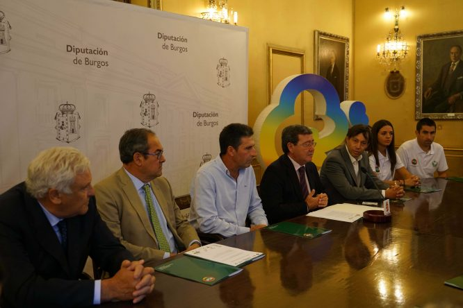 Presentación del XXX Campeonato de la PGA de España.