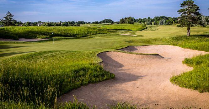 Hoyo 14 del Conway Farms Golf Club © Conway Farms
