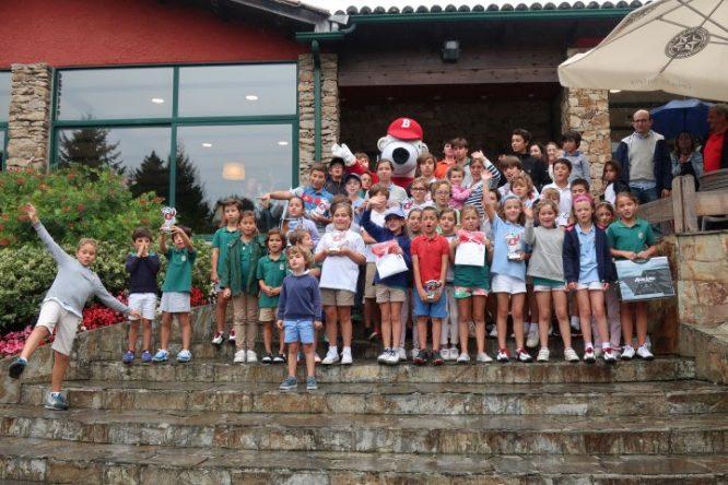 Oso Bogey en el Real Club de Golf La Coruña.
