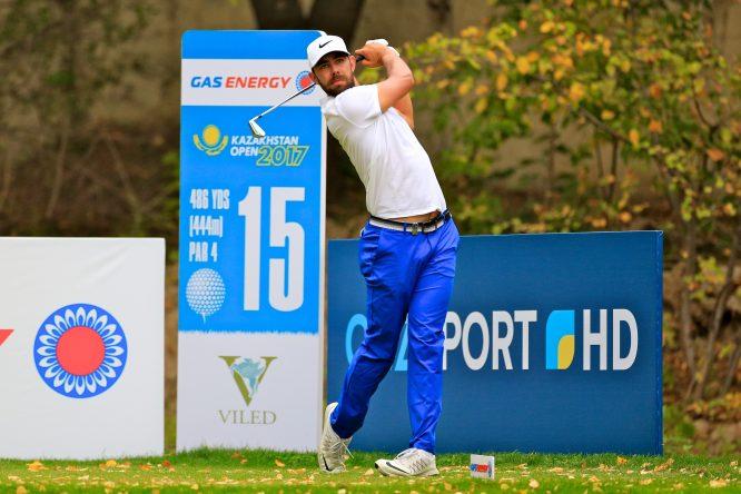 Erik van Rooyen. Picture Credit / Phil Inglis