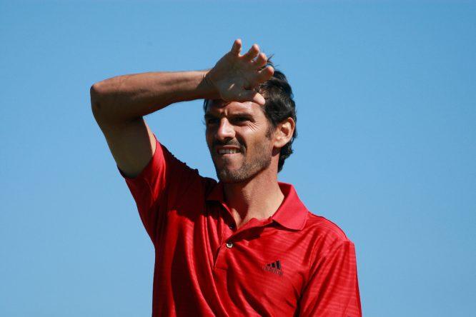 Carlos Rodiles. © Eoin Clarke | Golffile