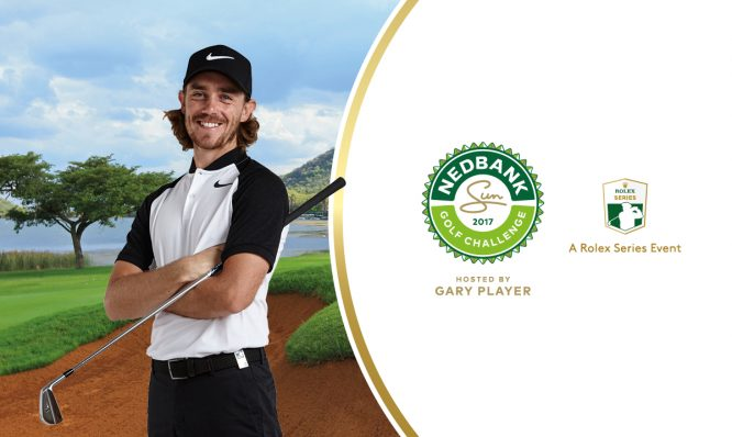 Tommy Fleetwood has confirmed his participation in the Nedbank Golf Challenge hosted by Gary Player. © Getty Images