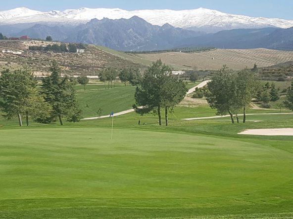 Santa Clara Golf Granada.
