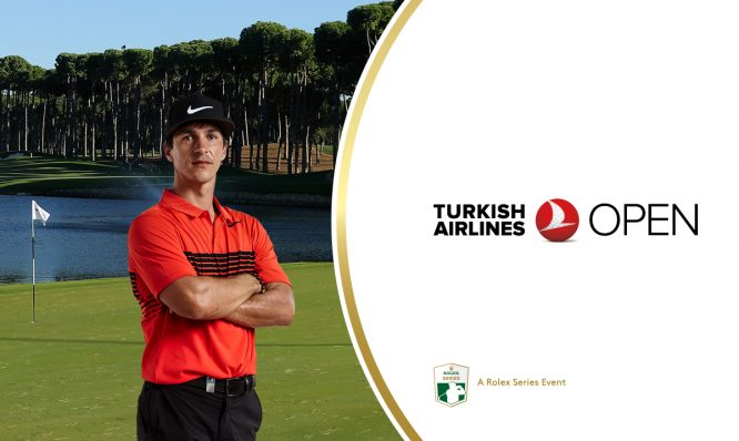 Thorbjørn Olesen will defend his Turkish Airlines Open title at the Regnum Carya Golf and Spa Resort.