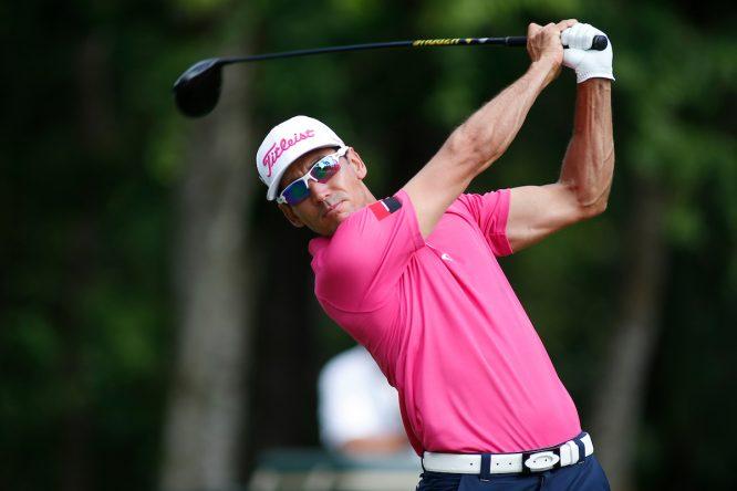 Rafa Cabrera Bello, único español en el CIMB Classic. © Golffile | David Rosenblum)