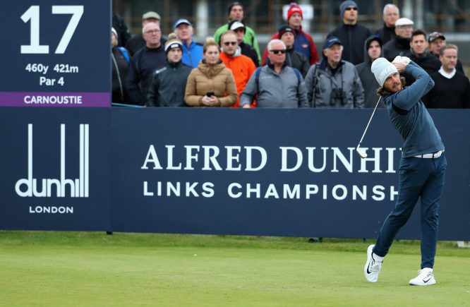 Tommy Fleetwood © Getty Images