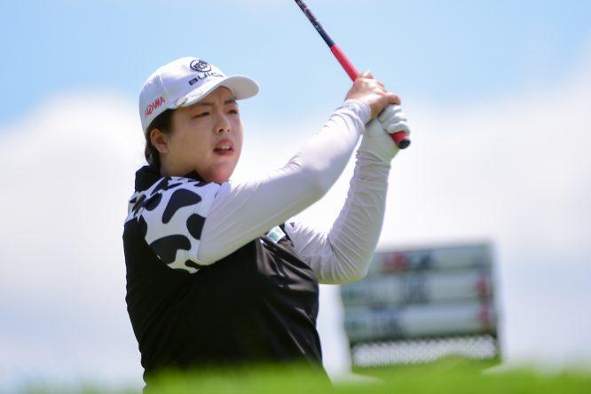 Shanshan Feng es la quinta Número 1 del mundo esta temporada. © Golffile | Ken Murray