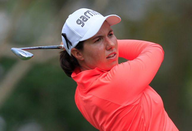 Carlota Ciganda. © Golffile | Thos Caffrey